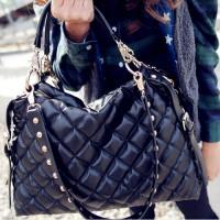 Damen Schultertasche Handtasche Tote Tasche