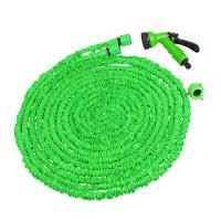 Wasserschlauch Gartenschlauch 30m+Gartenbrause 30m Zauber Grün