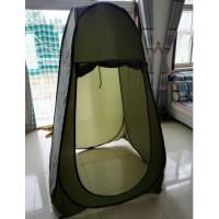 Beistellzel Toilettenzelt Umkleidezelt Duschzelt Largezelt Armee-Grün