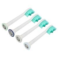 8 Stück Bürstenkopf für Philips Sonicare  Ersatz Aufsteckbürsten weiß