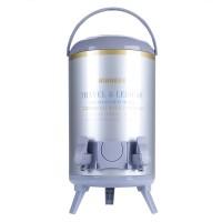Getränkespender 10L heiss/kalt mit 2 Zapfhähnen, Thermoskanne