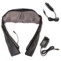 Nackenmassagegerät Elektrisch Shiatsu mit Wärmefunktion für Rücken