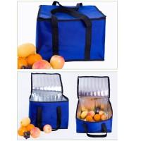 Picknicktasche Lunchtasche Thermotasche Isoliertasche für Camping Blau