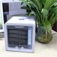Luftkühler Mini Klimaanlage Luftbefeuchter Luftreiniger 3in1 weiß
