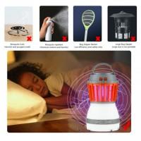 Moskito Lampe Insektenvernichter Mückenkiller LED Lampe USB 3 Stufen