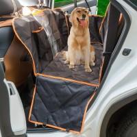 Autoschundecke Hund Rücksitz Schutz Hundedecke Hängematte mit Tasche