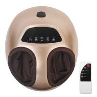 Fussmassagegerät Fussreflexzonen Massagegerät mit Wärmefunktion 45W