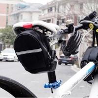 Fahrrad Schlauch Beutel Werkzeugtasche Mountainbike Tasche schwarz