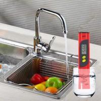 PH Wert Meter Messgerät Messer Wasserqualität Tester mit LED Display