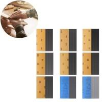 Schleifpapier Sandpapier Set Nassgitter Blätter für Schleifen 36pcs