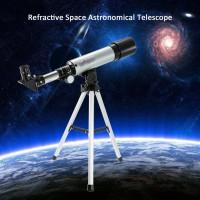 Kinder Sucherfernrohr Teleskop Astronomisches Fernrohr mit Stativ