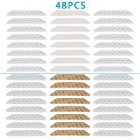 Antirutschmatte Teppichunterlage Greifer Aufkleber 48pcs für Teppich