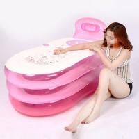 Badewanne Bathtub Relax Pool mit Nackenkissen und Luftpumpe Erwachsene