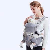 Babytrage Ergonomische Baby Tragetasche für Neugeborene bis Kleinkind
