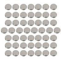 52 Stück Supermagnete Magnete für Kühlschrank Glas Magnettafeln