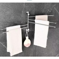 Handtuchhalter Handtuchstange Edelstahl für Badezimmer und Küche