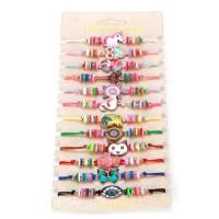 Armband Längenverstellbar Armband 12pcs Set für Geburtstagsgeschenke