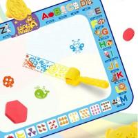 Aqua Magic Doodle Malmatte Aqua Drawing Matte für Kinder 100x80cm