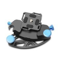 Kamera Gürtel Taille Schnalle Kamerahalterung mit Standard-Platte