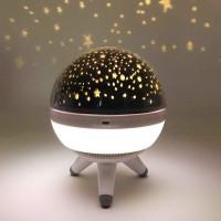 LED Sternenhimmel Projektionslampe Nachtlicht Sternlicht Mondlichter
