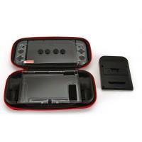Nintendo Switch Zubehör Set in Tasche für Joy-Con Controller