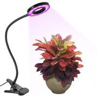 LED Pflanzenlampe, Klemmleuchten, USB Wachstumslampe,Rot Blau Licht