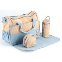 Wickeltasche Babytasche Pflegetasche Windeltasche 4tlg.