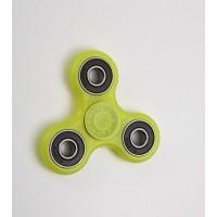 Hand Spinner Finger Fidget Pocket Toys Kreisel Nachtleuchtend gelb