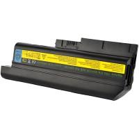 Akku Li-ion Batterie 6600mAh 10.8V für IBM Lenovo ThinkPad schwarz