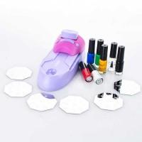 Stamping Nail Art Set-6