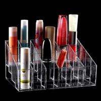 Lippenstift Halter Ständer, 24 Gittern Kosmetik-/Make-up-Ständer