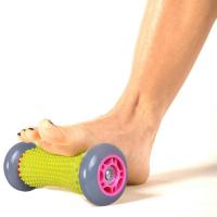 Massageroller Übungsroller Fitnessstick Massagegerät für Therapie 350g