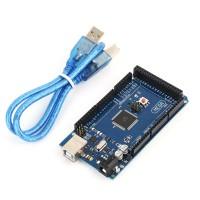 Board Modul und USB Kabel Entwicklerboard für Arduino Atmega2560