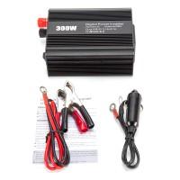 Power Inverter Wechselrichter Spannungswandler 300W mit dual USB Ports