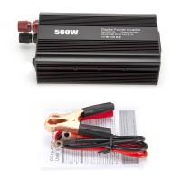 Spannungswandler Power Inverter Wechselrichter 500W mit dual USB Ports
