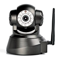 Netzwerkkamera HD-Kamera Wireless LED IP motorisiert WLAN Netzwerk