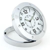 Tisch Uhr Clock Wecker 3Mega mit HD Kamera DVR Camcorder 1280x960Pixel