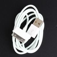 Kabel USB Datenkabel Ladekabel für iPhone 3G, 3GS, weiss