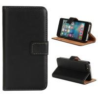 Hülle Wallet für iPhone 5 / 5S / SEHandy Schutzhülle Flip Brieftasche