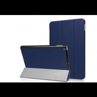 Ultra Slim Hülle für IPad 9.7 Zoll Hülle, Stand Folio Hülle,blau