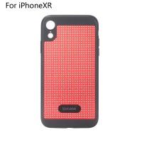Hülle iPhone XR 6.1 Schutzhülle Handyhülle TPU Flipcase Cover rot