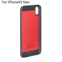 Schutzhülle iPhoneXS Max Handyhülle TPU Flipcase Silikonhülle rot