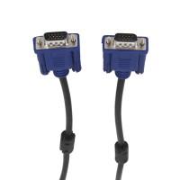 VGA Kabel, 3m VGA auf VGA Monitor Kabel, doppelt geschirmt