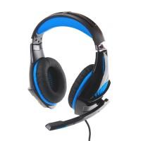 Gaming Headset Kopfhörer mit Mikrofon USB für PC Laptop Smartphone