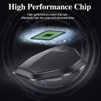 USB Mute Schalter Microphone PC Kondensator Mikrofon Konferenzmikrofon
