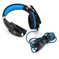 Headset Gaming Headset mit Mikrofon Kopfhörer für PC Laptop Smartphone