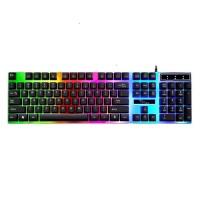 LED Hintergrundbeleuchtung Multi Key für Gamer Maschinenschreiber