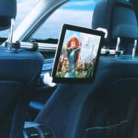PC Halter, Rücksitz Halter, KFZ Autohalter, für iPad Air, Tablet, PC, 7-10 Zoll