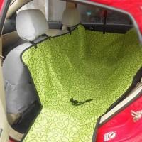 Hundedecke Auto, Kofferraumschutz Hunde, Wasserdicht Undurchlässig Autoschondecke, Anti-Rutsch Hunde Autodecke, Einfache Reinigung, 126x55x50(oben)/44(unten)cm(LxHxB)