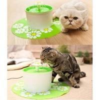 Wasserspender Blumentrinkbrunnen Trinkbrunnen für Haustier mit Filter